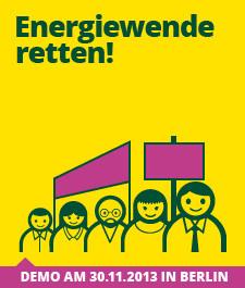 Button Energiewende retten