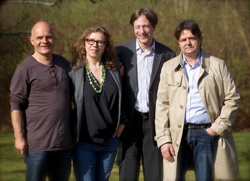 Vier für Schöneiche (Foto: Volker Langhoff)